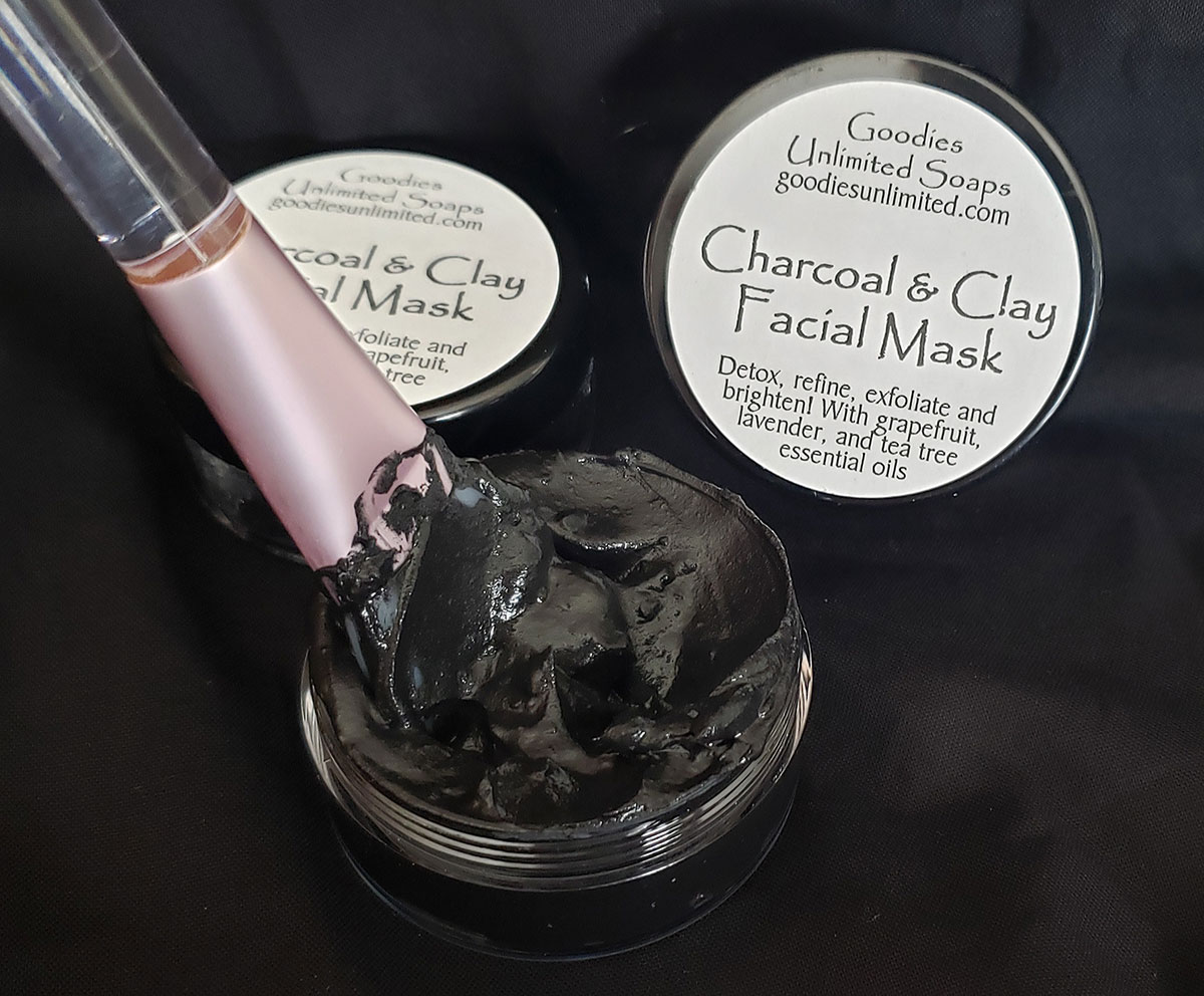 charcoal facial cleanse kit